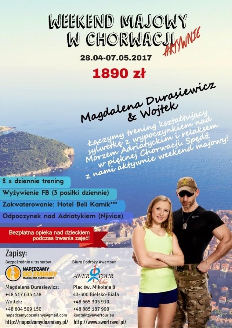 Magdalena Durasiewicz & Wojtek
